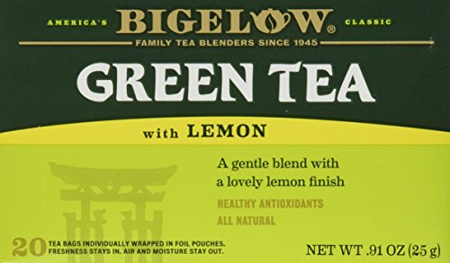 Bigelow Tea Grn Lemon 20bg (Pack of 3)