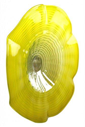 Blown Glass Platter - 25