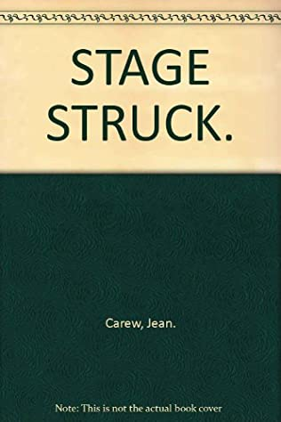 book cover of Stage Struck