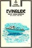 Evinrude Service-Repair Handbook, Eric Jorgensen, 0892872187
