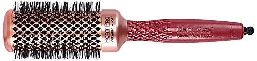 - Olivia Garden HeatPro Round Thermal Hair Brush HP-42 (1 3/4