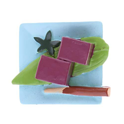 perfk コレクション キッチン食品 ケーキ デザート 食べ物 フードモデル 模型 1/12スケール ドールハウス飾りの商品画像