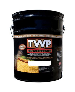 Amteco TWP 1515 Honeytone Low Voc Preservative Stain 5gal