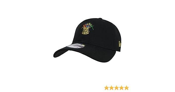 7c193e58b New Era Infinity War Gauntlet Logo 39Thirty Fitted Hat