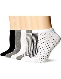 Women's 6-Pack Casual Low-Cut Socks