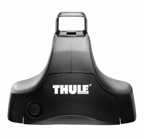 Thule 480 Traverse Foot Pack (Set of 4),Black