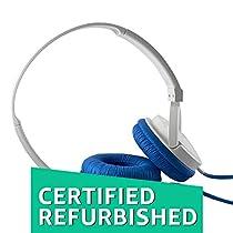 (Certified Refurbished) SoundMagic P10S Headphones with Mic
