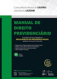 Manual de Direito Previdenciário