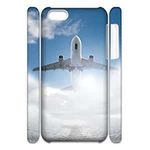 VNCASE Airplane Phone Case For Iphone 4/4s [Pattern-1]