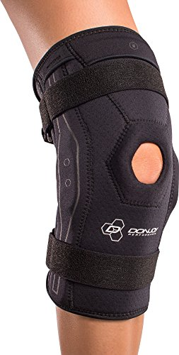 DonJoy Performance BIONIC Knee Support Brace: Blac…
