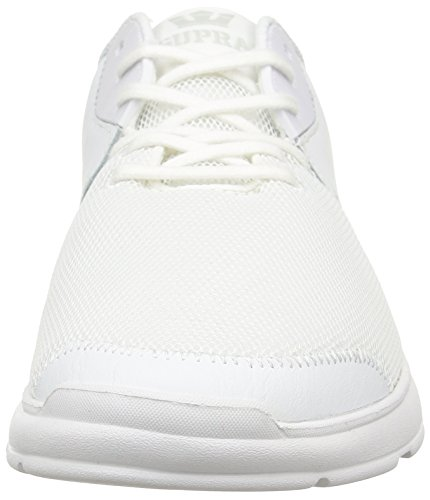 Supra Women's / Men's Noiz Sneaker White White clearance 2014 cheap sale pay with visa footlocker finishline cheap online DOMcO