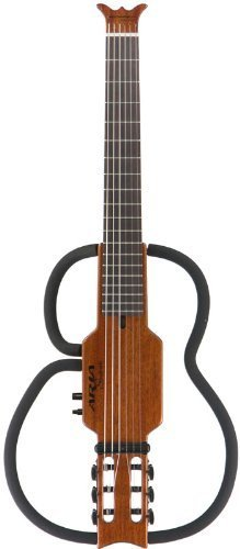 Aria AS-101C Sinsonido Classical Nylon Stringed Travel Guitar