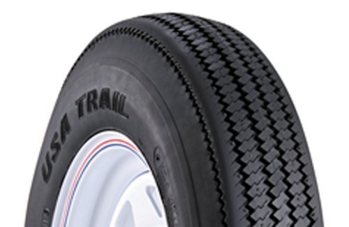 Carlisle USA Trail Boat Trailer Tire - 480-12 (Carlisle Usa Trailer Tires)