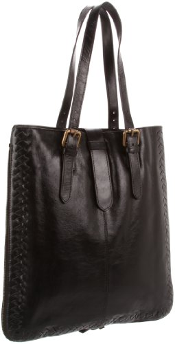 Latico Women's Betsy Tote, Black, Bags Central