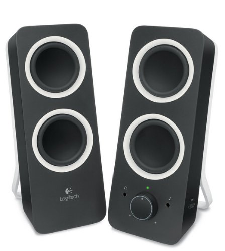Review Logitech Multimedia Speakers Z200