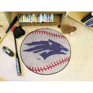 University of Nevada Baseball Rug ()