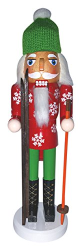 (Santa's Workshop 70918 Ski Bum Nutcracker, 14