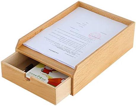 Archivadores de fichas Caja De Almacenamiento De Acabado De ...
