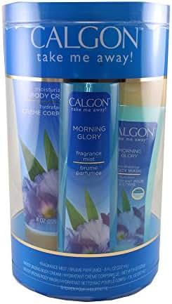 Calgon Morning Glory 4 Piece Gift Set