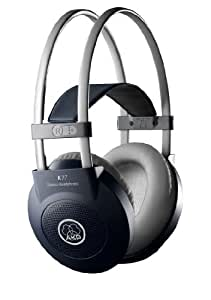 AKG Pro Audio K77 Channel Studio Headphones