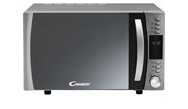 Candy CMG 7417 DS, Plata, 461 x 367 x 280 mm, LED - Microondas ...