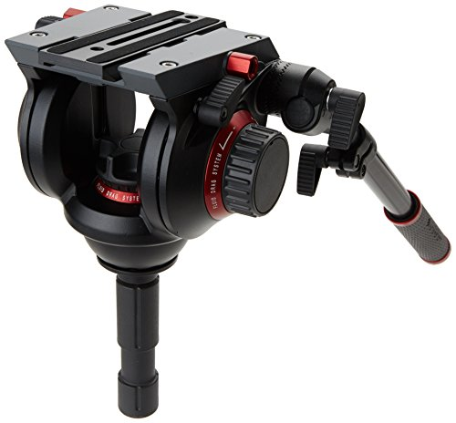 Manfrotto 504HD Video Head (Black) by Manfrotto
