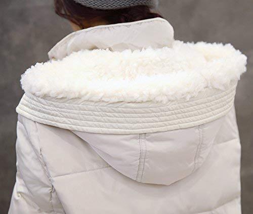 Manteaux Femmes Plein Couette Longs Manches À Chauds De Capuche Hiver Couettes Mode Air En Matelassée Élégantes Épaissir Écrans Veste Vestes OPwqd5Ovx