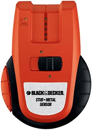 Black & Decker BDL152S BullsEye Wood, Metal and Live Wire ...