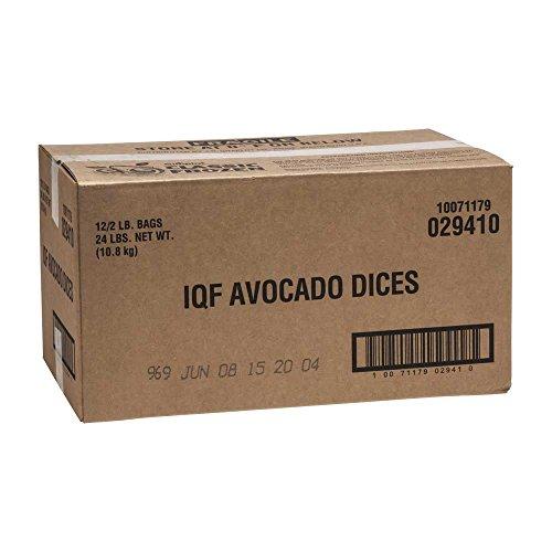 Simplot Harvest Fresh Avocados - Avocado Dices, 2 Pound -- 12 per case. by Simplot (Image #2)