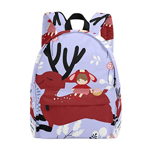 Amazoncom Boy Christmas Outfit Student Backpack Laptop School