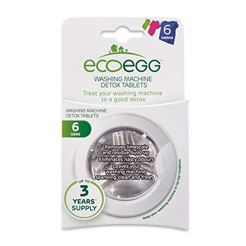 Ecoegg EEDT6 Detox Tablets Detox Tablets (Eco Egg Washing Machine)