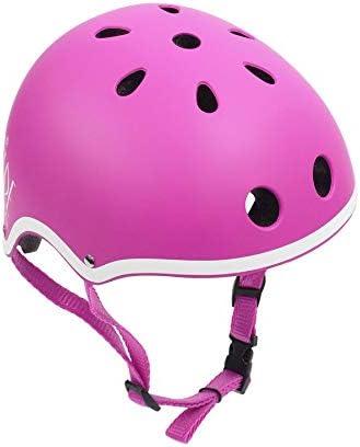 SMJ Kinder Fahrradhelm Verstellbare Gr/ö/ße Kinderhelm Sturzhelm f/ür Rollschuhe Inline Skates Fahrrad Kinderfahrradhelm f/ür Jungs und M/ädchen