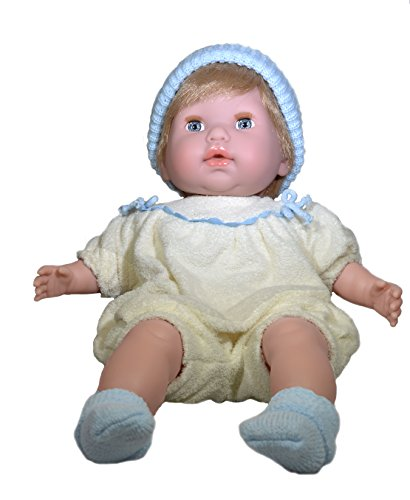 """JC Toys - Berenguer Boutique Nonis 15"""" Blonde Play Doll in"""