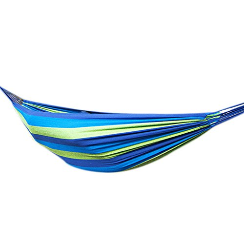 (Ammar Hammocks The Best Quality Hammocks For Backpacking Camping Survival & Travel- Portable Lightweight Super Strong NEW Designs! Cotton Woven Texture. Ventilation Excellen