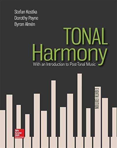 eBook Online Access for Tonal Harmony