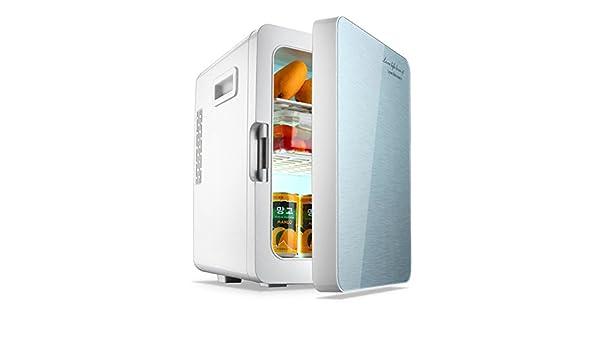 Amazon.es: GEGEQUNAERYA Refrigeración/congelador pequeño ...