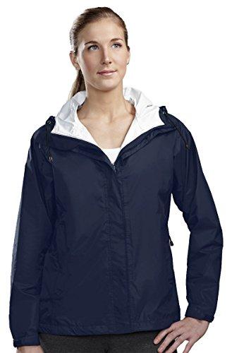 Tri Mountain Sterling Golf Shirt  Xlt  Navy   Khaki