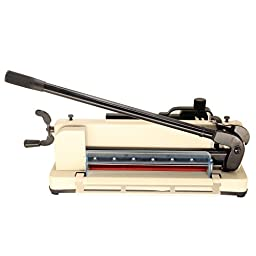 HFS (R) New Heavy Duty Guillotine Paper Cutter - 12\