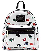 Loungefly x Disney Princess Eyes Lips Mini Backpack