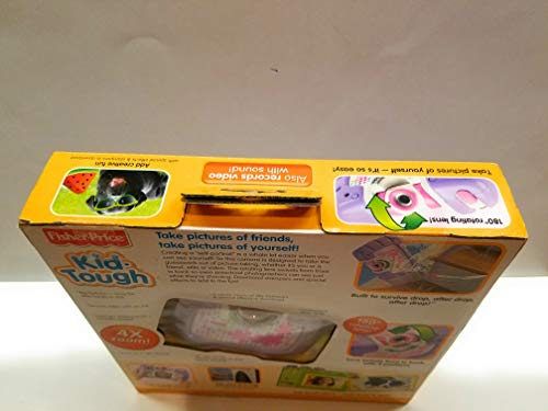 Fisher-Price Kid-Tough See Yourself Camera, Purple by Fisher-Price (Image #5)