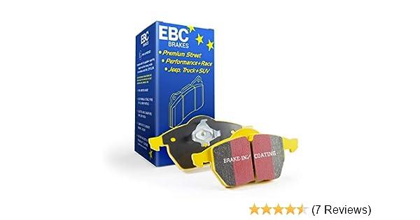 EBC Brakes DP42004R Yellowstuff Street and Track Brake Pad