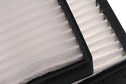 Cleenaire CAF4616 Dust Pollen Bacteria Virus Protection Cabin Air Filter Set of Two For Your 10-13 Mazda 3