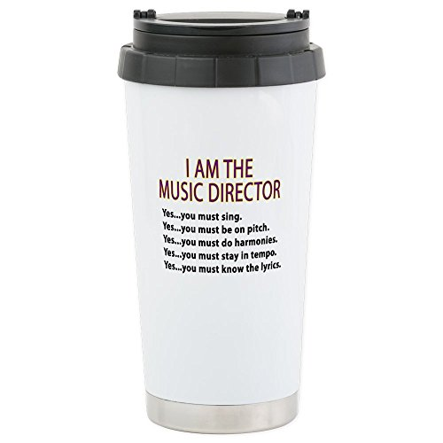 CafePress Director Stainless Insulated Tumbler
