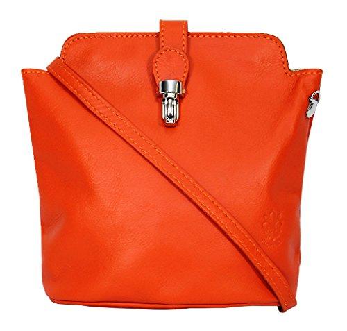 Bolso Benagio Naranja naranja cruzados para mujer Small 67xndp7I