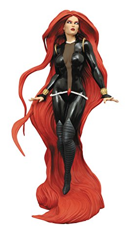 Marvel Now Deadpool Costume - Diamond Select Toys Marvel Gallery Medusa PVC Figure