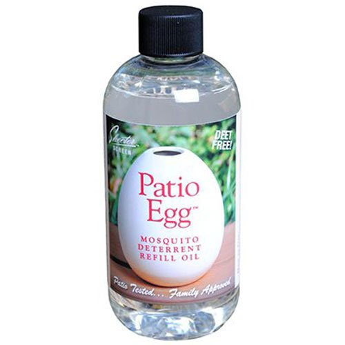 Skeeter Screen 90602 Patio Egg Diffuser Refill Oil, 8 oz. by Skeeter Screen