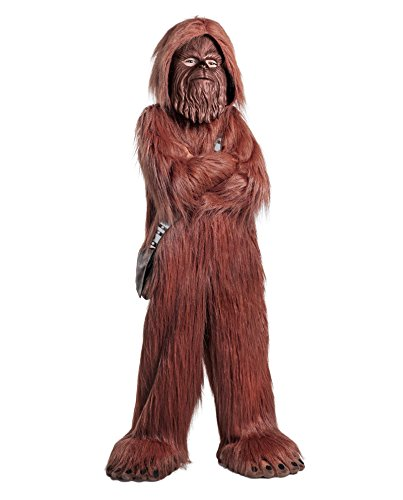 Chewbacca Kids Costumes (Star Wars Premium Chewbacca Jumpsuit Costume -)