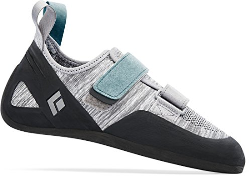 Black Diamond Momentum Climbing Shoe - Women's Aluminum 7.5 by Black Diamond