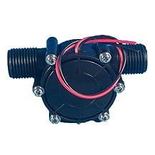 Dovewill 20mm Thread Water Turbine Generator Water DC Micro-hydro Hydraulic Charging Tool Home Improvement - 5V