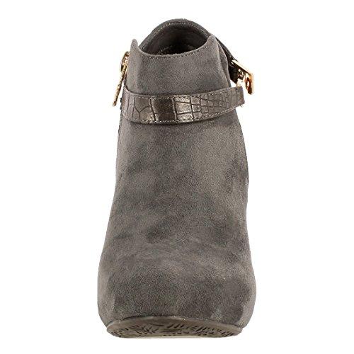 Xti Women's Boots Gray wDeUcq